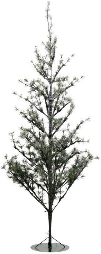 På billedet ser du variationen Juletræ, W. 150 LED lights fra brandet House Doctor i en størrelse H: 180 cm. i farven Natur