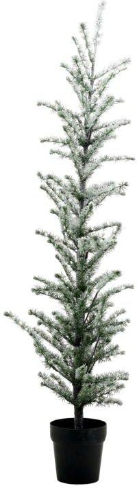 På billedet ser du variationen Juletræ, W. 190 wire LED lights fra brandet House Doctor i en størrelse H: 160 cm. i farven Natur
