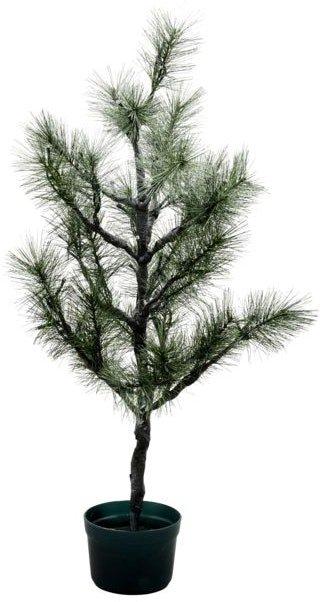 På billedet ser du variationen Juletræ, W. 40 wire LED lights fra brandet House Doctor i en størrelse B: 75 cm. i farven Natur