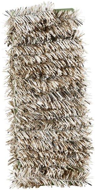 På billedet ser du variationen Tinsel garland, Joy fra brandet House Doctor i en størrelse L: 250 cm. i farven Champagne