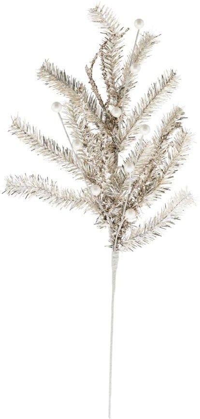 På billedet ser du variationen Julegren, Joy fra brandet House Doctor i en størrelse H: 4 cm. B: 12 cm. L: 47 cm. i farven Champagne