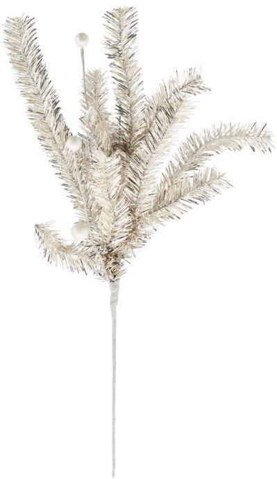 På billedet ser du variationen Julegren, Joy fra brandet House Doctor i en størrelse H: 5 cm. B: 19 cm. L: 38 cm. i farven Champagne