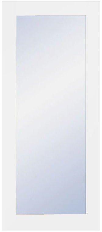 På billedet ser du variationen Nova, Vægspejl, Træramme fra brandet Oscarssons Möbel i en størrelse H: 90 cm. B: 38 cm. i farven Sortbejdset egetræ