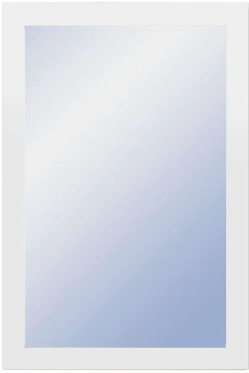 På billedet ser du variationen Nova, Vægspejl, Træramme fra brandet Oscarssons Möbel i en størrelse H: 90 cm. B: 60 cm. i farven Sortbejdset egetræ