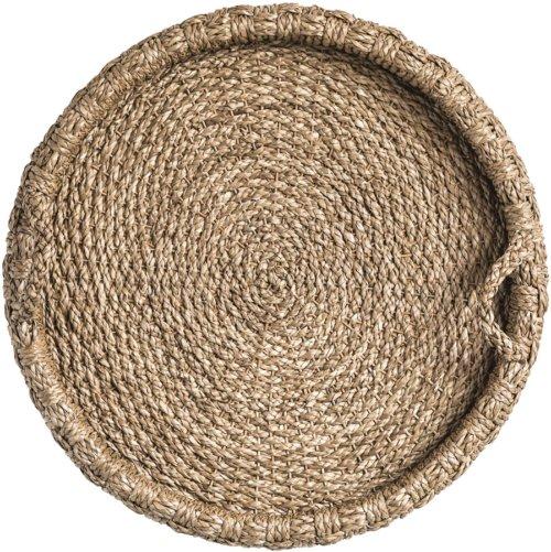 På billedet ser du variationen Collected, Bakke, Bankuan græs fra brandet Creative Collection i en størrelse D: 74 cm. H: 7 cm. i farven Natur