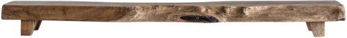 På billedet ser du variationen Collected, Bakke, Madre de cacao fra brandet Creative Collection i en størrelse H: 9 cm. B: 29 cm. L: 92 cm. i farven Brun