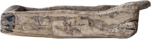 På billedet ser du variationen Nordic, Bakke, Genanvendt træ fra brandet Creative Collection i en størrelse H: 13 cm. B: 25,5 cm. L: 68,5 cm. i farven Natur