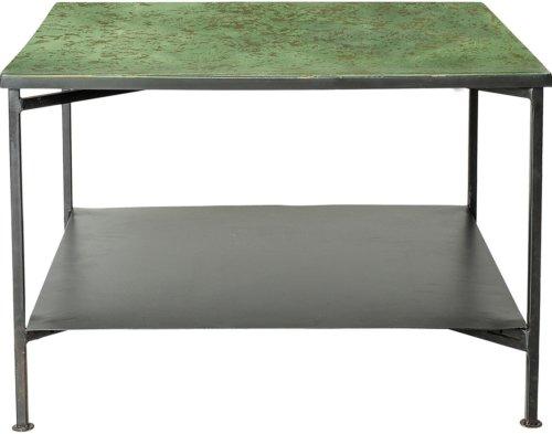 På billedet ser du variationen Cozy, Sofabord, Jern fra brandet Bloomingville i en størrelse H: 40 cm. B: 60 cm. L: 60 cm. i farven Grøn