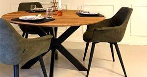 Bordben til plankeborde