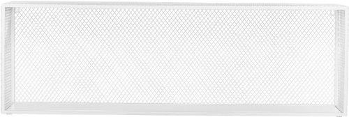 På billedet ser du variationen Nordic, Displayboks, Jern fra brandet Bloomingville i en størrelse H: 31,5 cm. B: 21 cm. L: 100 cm. i farven Hvid
