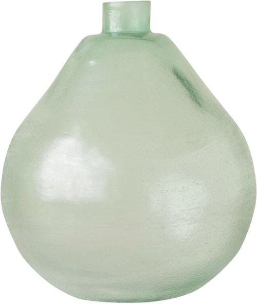 På billedet ser du variationen Boho Livin, Flaske, Glas fra brandet Creative Collection i en størrelse D: 22 cm. H: 29 cm. i farven Grøn