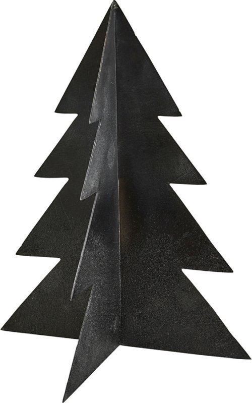 På billedet ser du variationen Juletræ, Glizz fra brandet House Doctor i en størrelse H: 26 cm. B: 18 cm. i farven Sort