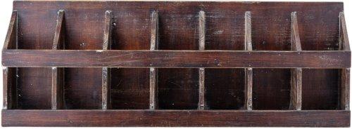 På billedet ser du variationen Opbevaringskasse til kryderier, Grantræ fra brandet Creative Collection i en størrelse H: 26,5 cm. B: 11 cm. L: 74 cm. i farven Brun