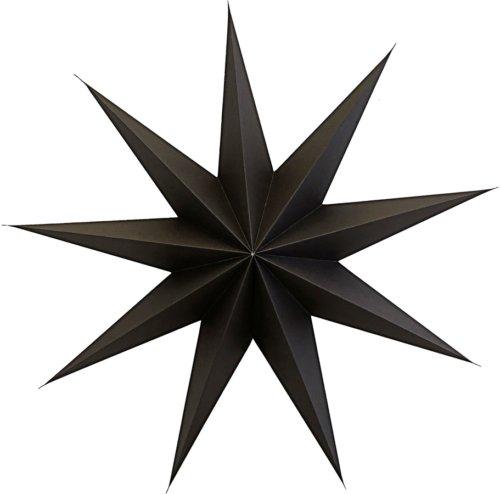 På billedet ser du variationen Stjerne, 9 Point fra brandet House Doctor i en størrelse B: 60 cm. i farven Brun