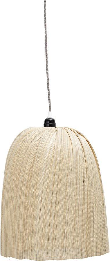 På billedet ser du variationen Cozy, Pendel, Bambus fra brandet Bloomingville i en størrelse D: 32 cm. H: 40 cm. i farven Natur