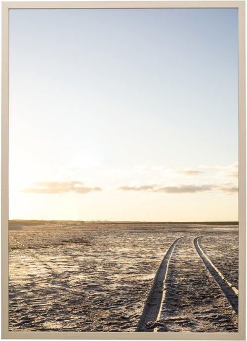 På billedet ser du variationen Nordic, Ramme, PVC fra brandet Bloomingville i en størrelse H: 72 cm. B: 2 cm. L: 52 cm. i farven Natur