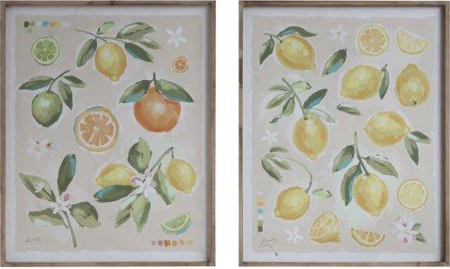 På billedet ser du variationen Cozy, Ramme, Grantræ, Bomuld fra brandet Creative Collection i en størrelse H: 81,2 cm. L: 65 cm. i farven Gul