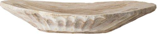 På billedet ser du variationen Cozy, Skål, Paulownia træ fra brandet Creative Collection i en størrelse H: 11 cm. B: 33 cm. L: 59 cm. i farven Natur