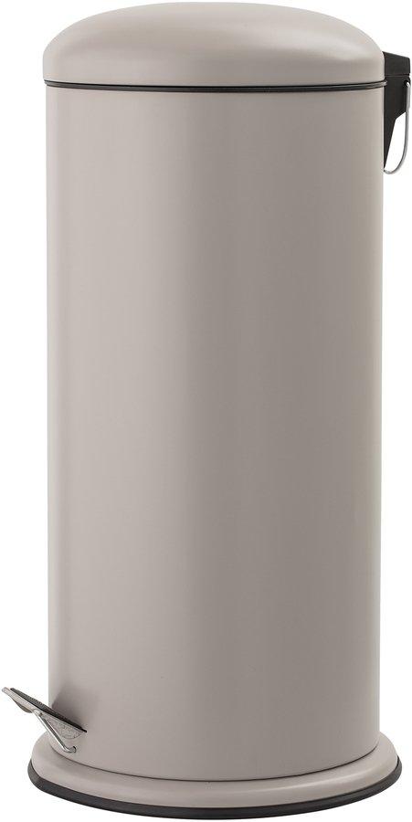 På billedet ser du variationen Nordic, Skraldespand, Jern fra brandet Bloomingville i en størrelse D: 29,5 cm. H: 68 cm. i farven Grå