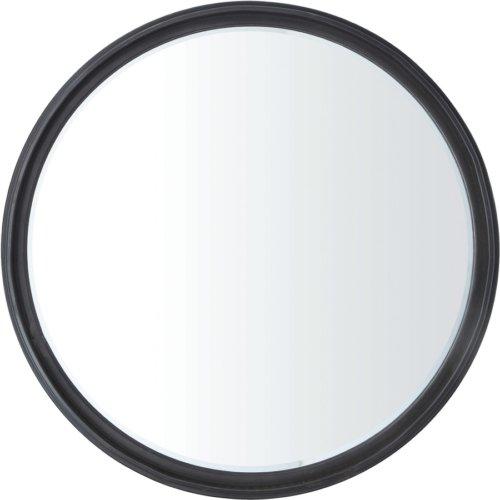 På billedet ser du variationen Harmony, Spejl, Glas, Jern fra brandet Creative Collection i en størrelse D: 80 cm. B: 5 cm. i farven Brun