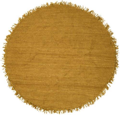 På billedet ser du variationen fra brandet Bloomingville i en størrelse D: 150 cm. i farven Gul