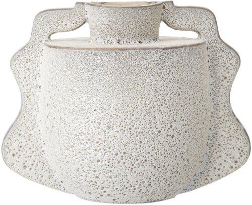 På billedet ser du variationen Harmony, Vase, Stentøj keramik fra brandet Bloomingville i en størrelse D: 19 cm. H: 22 cm. B: 27 cm. i farven Natur