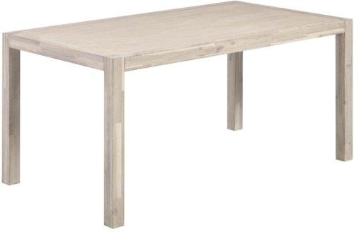På billedet ser du variationen Alen, Spisebord fra brandet LaForma i en størrelse H: 75 cm. B: 160 cm. L: 90 cm. i farven Natur