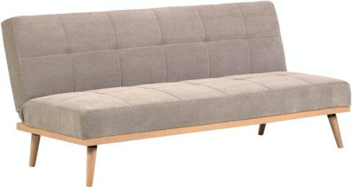 På billedet ser du variationen Nirit, 3-personers sovesofa fra brandet LaForma i en størrelse H: 80 cm. B: 180 cm. L: 80 cm. i farven Grå
