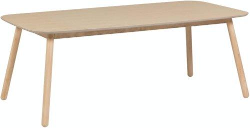 På billedet ser du variationen Batilde, Spisebord, Aflangt, Asketræ fra brandet LaForma i en størrelse H: 74 cm. B: 140 cm. L: 70 cm. i farven Natur