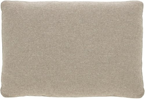 På billedet ser du variationen Blok, Sofa tilbehørspude, Stof fra brandet LaForma i en størrelse H: 50 cm. B: 70 cm. L: 15 cm. i farven Beige