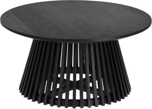 På billedet ser du variationen Jeanette, Sofabord fra brandet LaForma i en størrelse H: 40 cm. B: 80 cm. L: 80 cm. i farven Sort