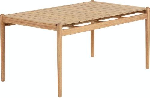 På billedet ser du variationen Simja, Udendørs spisebord fra brandet LaForma i en størrelse H: 76 cm. B: 160 cm. L: 90 cm. i farven Natur