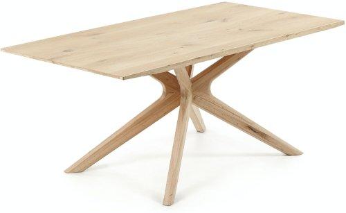 På billedet ser du variationen Normande, Spisebord fra brandet LaForma i en størrelse H: 76 cm. B: 90 cm. L: 180 cm. i farven Natur