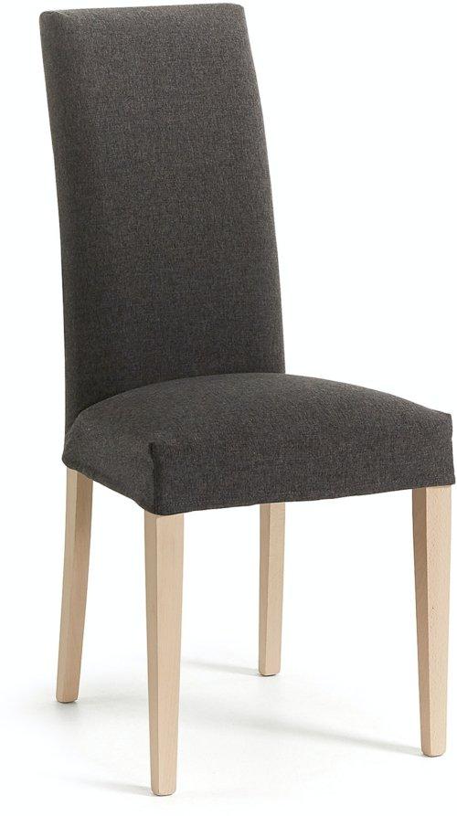 På billedet ser du variationen Freda, Spisebordsstol fra brandet LaForma i en størrelse H: 100 cm. B: 45 cm. L: 56 cm. i farven Sort/natur