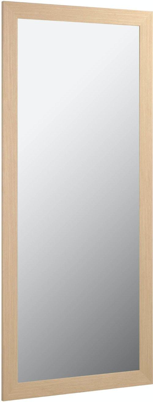 På billedet ser du variationen Wilany, Vægspejl fra brandet LaForma i en størrelse H: 158,5 cm. B: 52,5 cm. L: 2 cm. i farven Natur