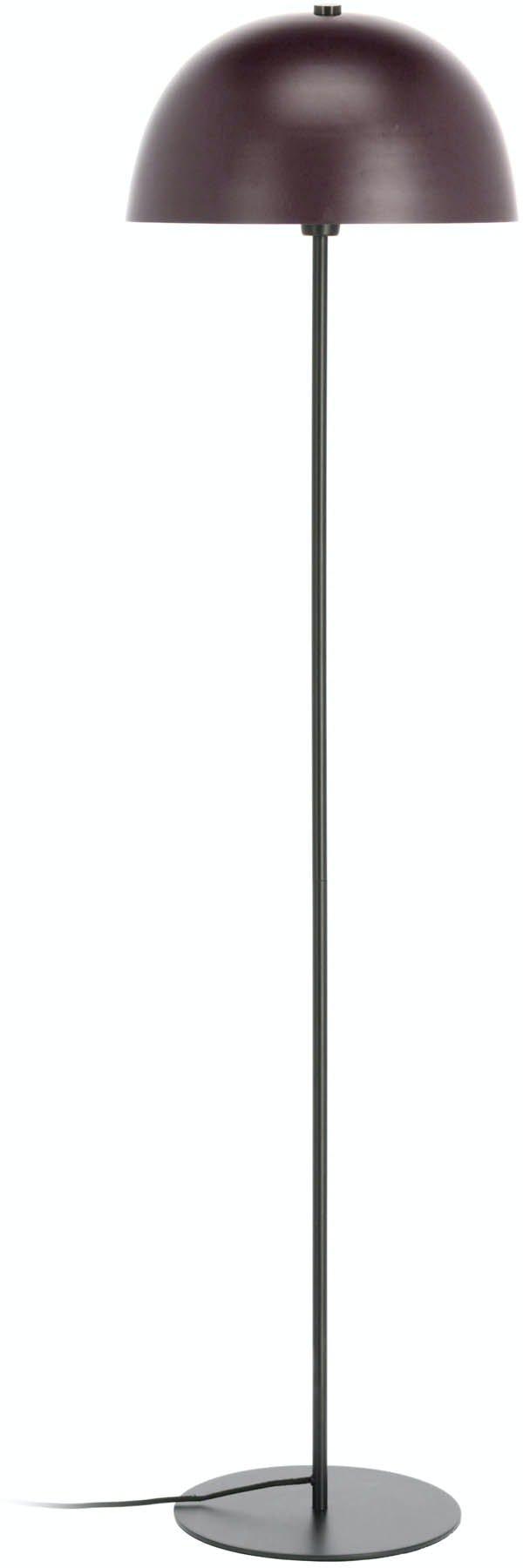 Aleyla, Gulvlampe by LaForma (H: 158 cm. B: 40 cm. L: 40 cm., Rød)