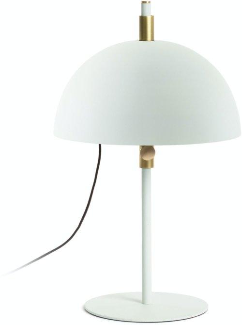 På billedet ser du variationen Sisina, Bordlampe fra brandet LaForma i en størrelse H: 50 cm. B: 31 cm. L: 31 cm. i farven Hvid