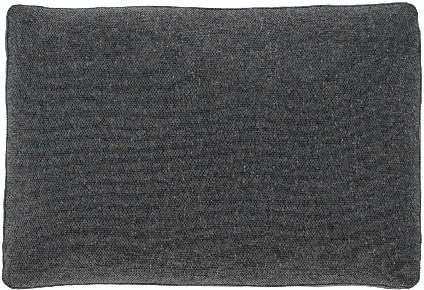Køb Blok, Sofa tilbehørspude, Stof by LaForma (H: 40 cm. B: 60 cm. L: 15 cm., Grå)