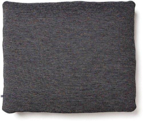 På billedet ser du variationen Blok, Sofa tilbehørspude, Stof fra brandet LaForma i en størrelse H: 60 cm. B: 70 cm. L: 15 cm. i farven Sort