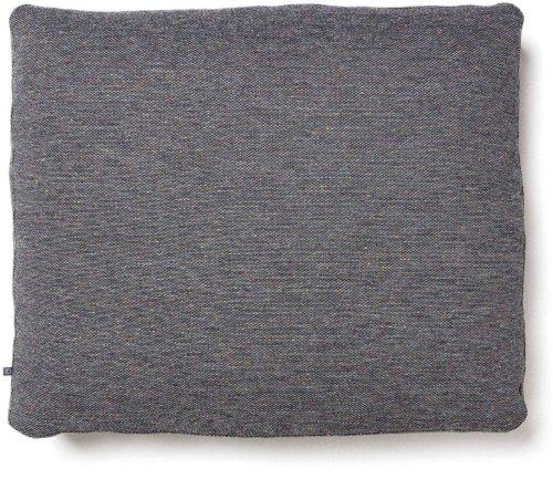På billedet ser du variationen Blok, Sofa tilbehørspude, Stof fra brandet LaForma i en størrelse H: 60 cm. B: 70 cm. L: 15 cm. i farven Grå