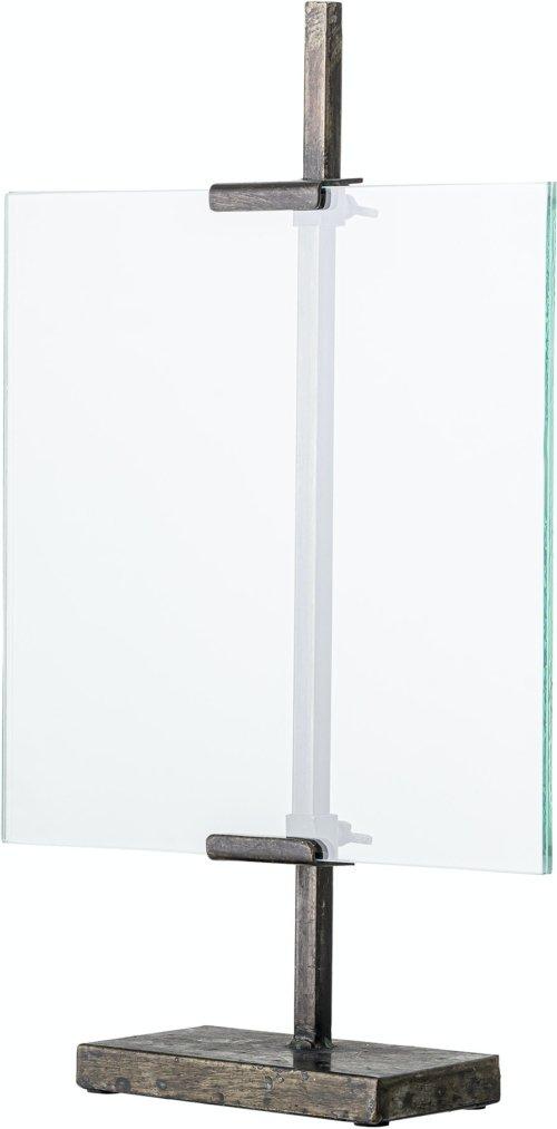 På billedet ser du variationen Hako, Ramme, Sort, Glas fra brandet Creative Collection i en størrelse H: 42,5 cm. B: 8,5 cm. L: 25,5 cm. i farven Sort