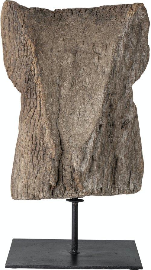 På billedet ser du variationen Bedi, Skulptur, Natur, Genanvendt træ fra brandet Creative Collection i en størrelse H: 45 cm. B: 20 cm. L: 26 cm. i farven Natur
