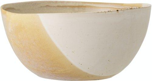 På billedet ser du variationen April, Skål, Stentøj fra brandet Bloomingville i en størrelse D: 26 cm. H: 12 cm. i farven Multi