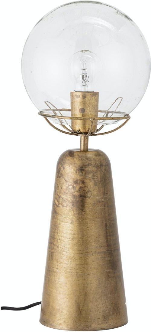 På billedet ser du variationen Annecatrine, Bordlampe, Messing, Jern fra brandet Creative Collection i en størrelse D: 20,5 cm. H: 48 cm. i farven Messing