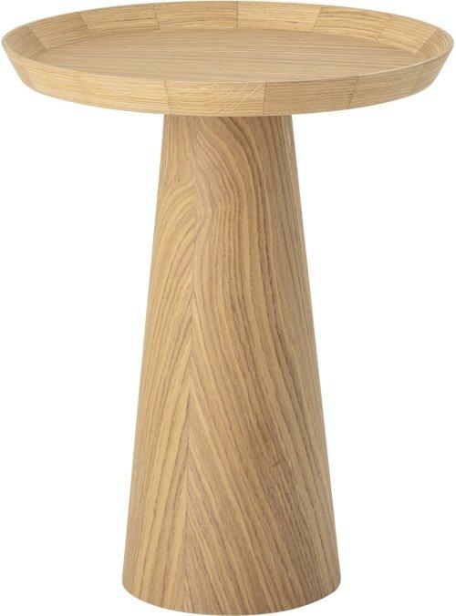 På billedet ser du variationen Luana, Sidebord, Natur, Eg fra brandet Bloomingville i en størrelse D: 44 cm. H: 54,5 cm. i farven Natur