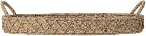 På billedet ser du variationen Lennart, Bakke, Natur, Bankuan Grass fra brandet Creative Collection i en størrelse H: 18 cm. B: 33 cm. L: 81 cm. i farven Natur