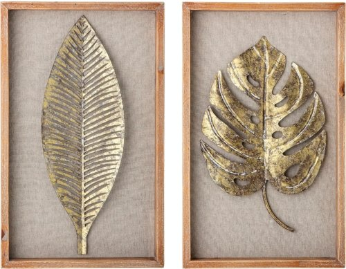 På billedet ser du variationen Uffo, Ramme, Brun, Grantræ (Sæt á 2 stk.) fra brandet Creative Collection i en størrelse H: 49,5 cm. B: 5 cm. L: 31 cm. i farven Brun