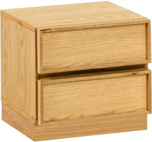 På billedet ser du variationen Taiana, Sengebord fra brandet LaForma i en størrelse H: 44 cm. B: 45 cm. L: 42 cm. i farven Natur