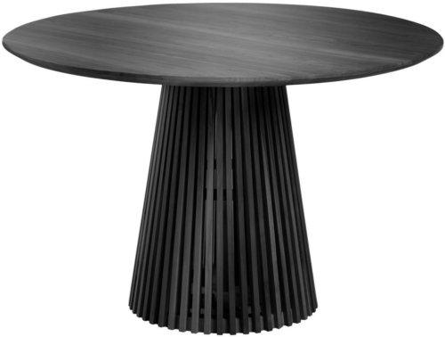 På billedet ser du variationen Jeanette, Spisebord fra brandet LaForma i en størrelse H: 78 cm. B: 120 cm. L: 120 cm. i farven Sort