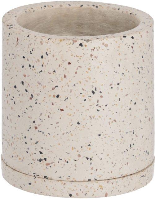 På billedet ser du variationen Lelis, Udendørskrukke fra brandet LaForma i en størrelse H: 28 cm. B: 26 cm. L: 26 cm. i farven Multifarvet